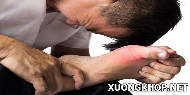 3 nguyên nhân chính khiến bạn bị viêm khớp gout