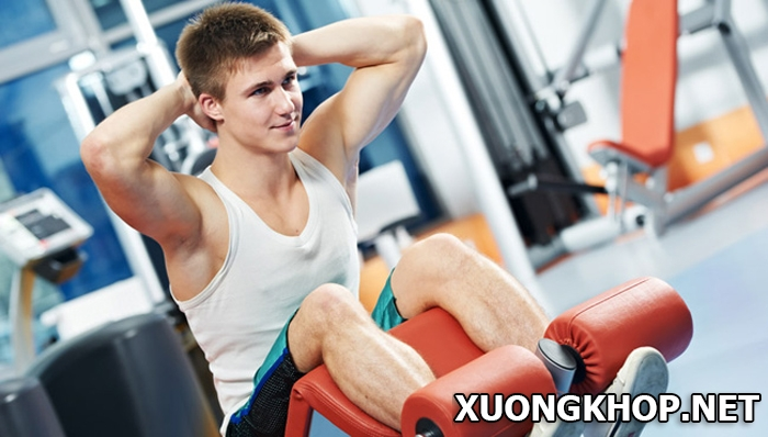 Đau lưng dưới khi tập Gym có nguy hiểm không? 1