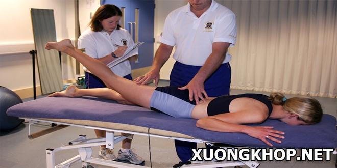 Điều trị viêm cứng khớp cột sống bằng phương pháp phục hồi chức năng
