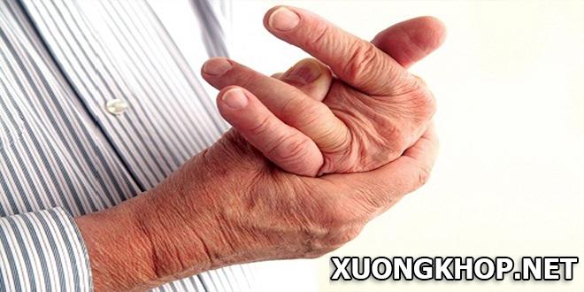 viêm khớp tay và những điều quan trọng cần phải biết