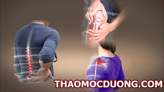 Đau nhức xương khớp – biểu hiện của các bệnh nguy hiểm 1