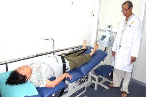 Giới thiệu phương pháp kéo giãn cột sống chữa các bệnh về xương khớp ( Phần 2 )