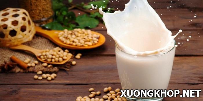 Thoái hóa cột sống nên uống sữa gì? Sữa đậu nành, sữa bò, sữa tươi, sữa chua dùng được không?