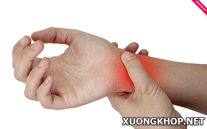 Thoái hóa khớp cổ tay nguyên nhân và lưu ý trong điều trị 1