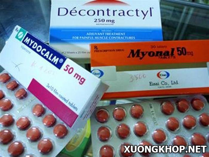 5 lưu ý khi sử dụng thuốc giảm đau gai cột sống rất quan trọng 1
