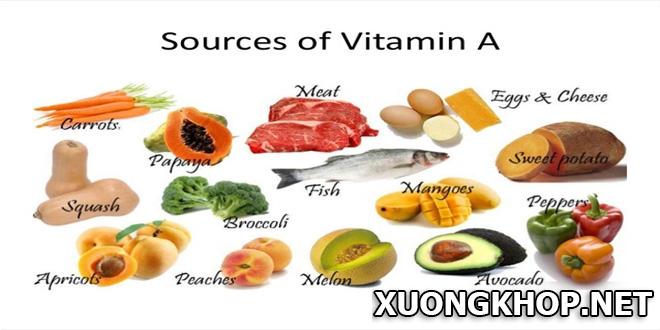 Các vitamin cần thiết giúp phòng và chữa vôi hóa cột sống