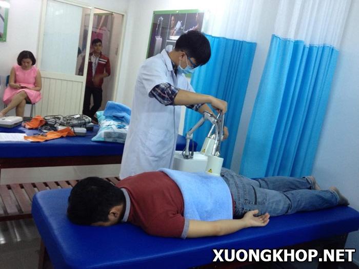 Điều trị thoái hóa đĩa đệm cột sống thắt lưng 2
