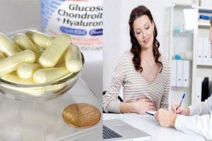 Glucosamine và Chondroitin, những loại thuốc chữa bệnh thoái hóa cột sống lưng đặc hiệu