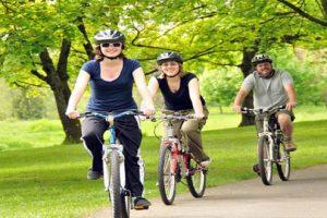 Kết hợp phương pháp điều trị và đạp xe chữa thoát vị đĩa đệm