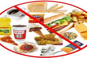 Một số thực phẩm kiêng ăn khi bị vôi hóa cột sống
