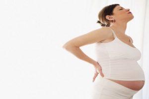 Nguyên nhân khiến thai phụ mắc bệnh thoát vị đĩa đệm