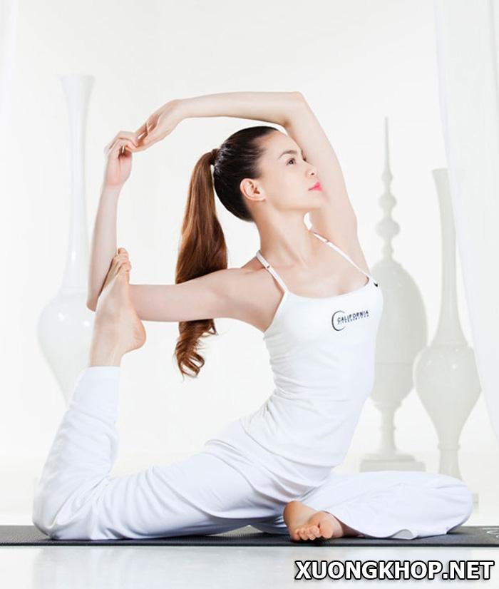 Những lý do cho bạn biết thoái hóa khớp gối có nên tập yoga? 2