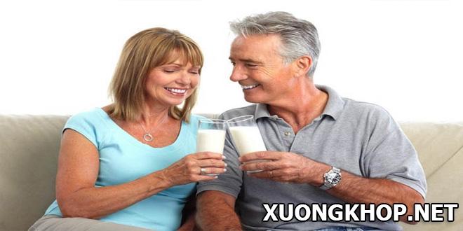 Nói không với thoái hóa khớp ở người cao tuổi nhờ tăng cường canxi