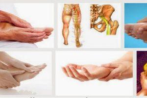 Tê chân – Dấu hiệu nguy hiểm của bệnh thoát vị đĩa đệm