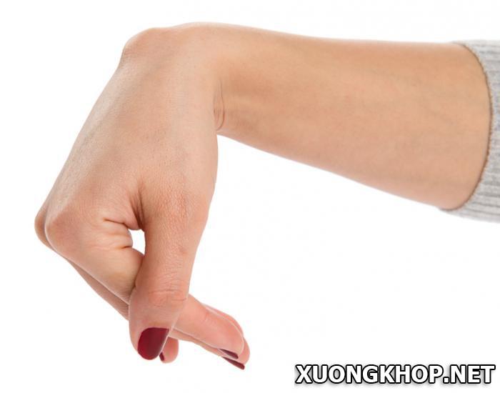 Thoái hóa khớp cổ tay, bệnh không thể coi thường 2