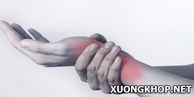 Thoái hóa khớp cổ tay, bệnh không thể coi thường