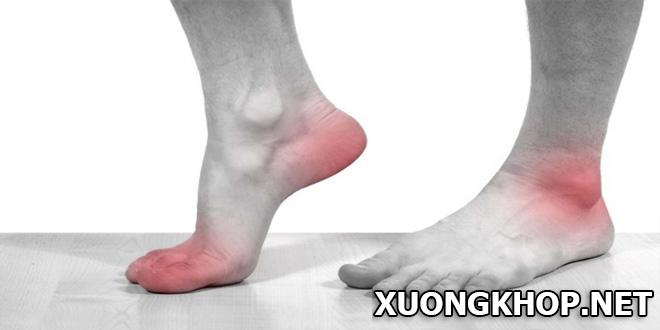 Thoái hóa khớp ngón chân, nguyên nhân và biểu hiện