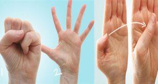 Thoái hóa khớp ngón tay cái, bài tập điều trị bệnh đơn giản tại nhà