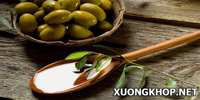2 công thức vàng trị cơn đau của bệnh thoái hóa khớp, viêm khớp bằng dầu oliu