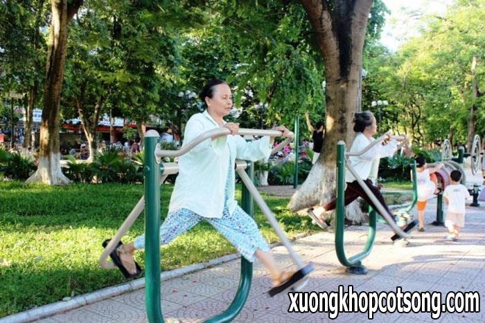 Bị thoái hóa cột sống có nên tập thể dục hay không? 1
