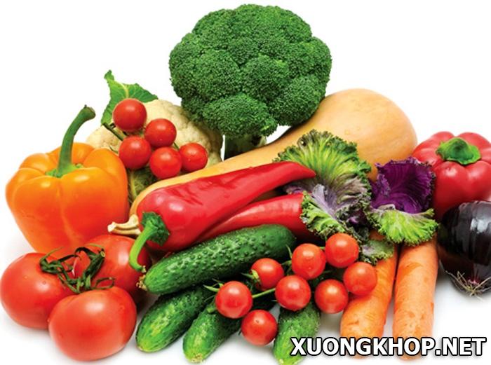 Các loại nhóm thực phẩm tốt cho người bệnh gai cột sống 1