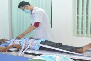 Chữa gai cột sống bằng vật lý trị liệu - phương pháp phục hồi cột sống nhanh và lâu dài