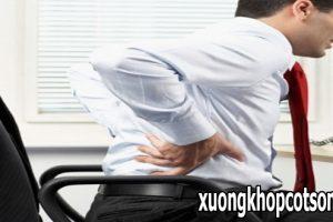Phương pháp chữa bệnh gai cột sống lưng không cần dùng thuốc hiệu quả