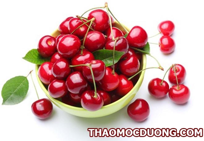Tác dụng chữa bệnh gout từ quả cherry, cây lá vối, cây bắp cải 1